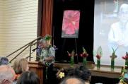 Nainoa Thompson, master navigator, Polynesian Voyaging Society.